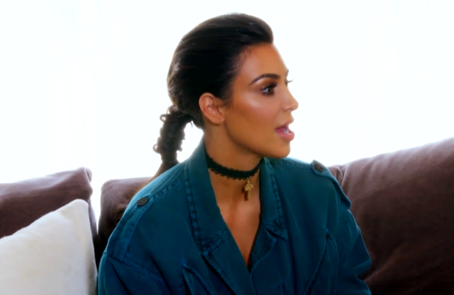 """Kim Kardashian Calls Out Taylor Swift For """"Playing The Victim"""" In Kanye West Feud"""