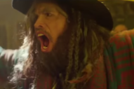 Watch Steven Tyler Play A Druggie Cowboy In Low Budget Horror Movie Trailer