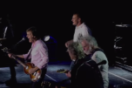 Watch The Grateful Dead's Bob Weir & New England Patriots' Rob Gronkowski Join Paul McCartney Onstage In Boston