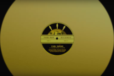 Jack White Teases Latest Record-Breaking Stunt… The First Vinyl Played In Space?