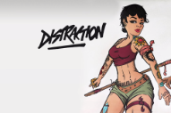 "Kehlani – ""Distraction"""