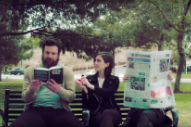 "Tegan And Sara – ""BWU"" Video"