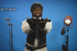 Watch 50 Cent Audition For Young Han Solo On Conan