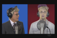 "Stephen Colbert & John Oliver Spoof That Celebrity ""Fight Song"" Video For Hillary Clinton"