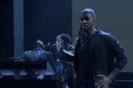 Watch Usher &#8220;Crash&#8221; <em>The Tonight Show</em>