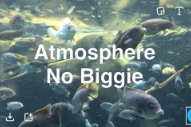 "Atmosphere – ""No Biggie"""