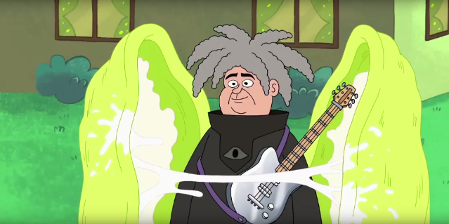 Watch The Melvins Get Animated On Cartoon Network's <em>Uncle Grandpa</em>