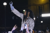 "Rihanna – ""Goodnight Gotham"" Video"