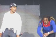 Watch Future Bring Out Chance The Rapper At Lollapalooza