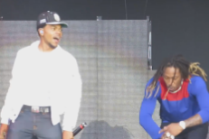 Chance The Rapper & Future