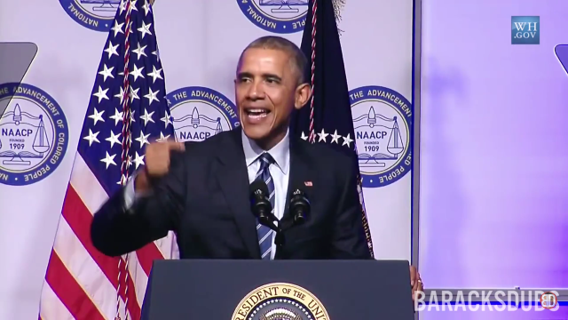 Watch Obama Get Dubbed To Rap