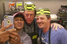 Sturgill Simpson and Stephen Colbert