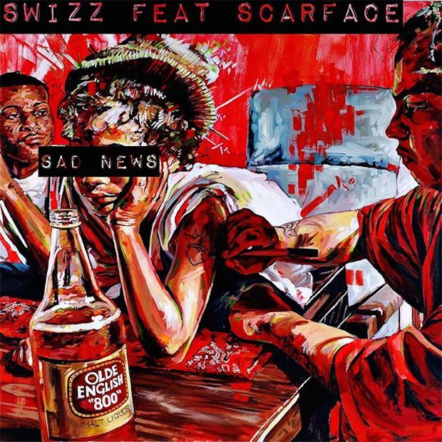Swizz Beatz - Sad News