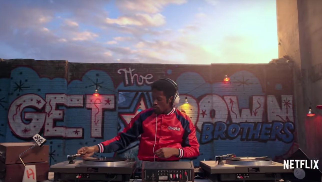 Watch The Trailer For Netflix's Hip-Hop Drama The Get Down