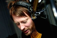 Stream Thom Yorke's Bedtime Mix For BBC Radio 1