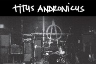 Watch Titus Andronicus&#8217; <em>S+@DIUM ROCK</em> Concert Film In Full