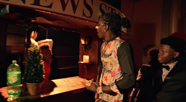 Young Thug - Memo video