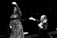 Watch Adele Invite Drag Adele Impersonator To The Stage In Seattle