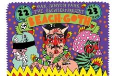 Beach Goth 2016 Lineup