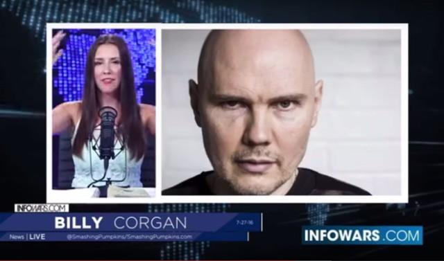 Billy Corgan Illuminati