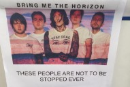 Bad Religion And Bring Me The Horizon Beef On Instagram