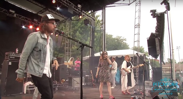 Broken Social Scene At Pitchfork Music Festival 2016