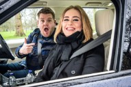 <em>Carpool Karaoke</em> Series Coming To Apple Music
