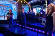 Watch case/lang/veirs Play &#8220;Atomic Number&#8221; On <em>Good Morning America</em>