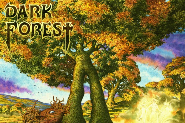 "Dark Forest – ""The Undying Flame"""