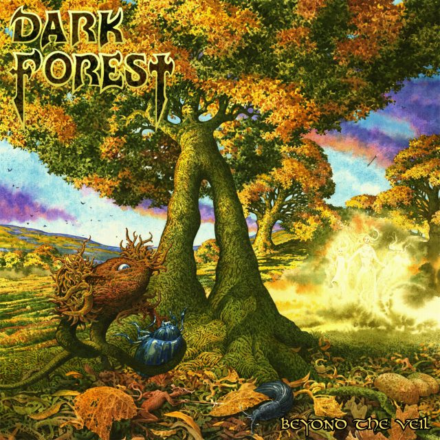 Dark Forest - Beyond The Veil
