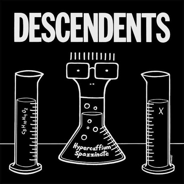 Stream Descendents <em>Hypercaffium Spazzinate</em>