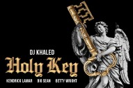"DJ Khaled – ""Holy Key"" (Feat. Kendrick Lamar, Big Sean, & Betty Wright)"