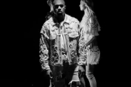 "Kanye West – ""Wolves"" Video (Feat. Sia, Vic Mensa, & Kim Kardashian)"