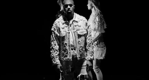 Kanye West Wolves Video Feat Sia Vic Mensa Kim Kardashian