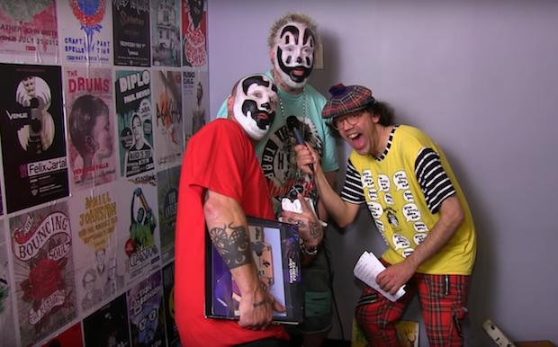 Insane Clown Posse Fuck Off 3