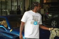 "Pusha T Is Selling ""Delete Your Account"" Pro-Hillary Shirts"
