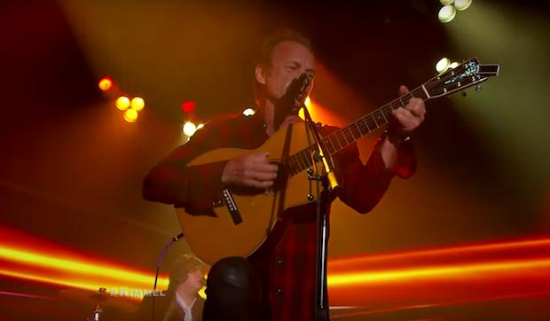 Watch Sting's Surprise Tex-Mex Police Cover With Last Bandoleros On <em>Kimmel</em>