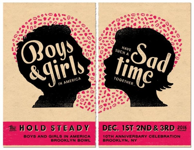 The Hold Steady Boys & Girls In America Shows