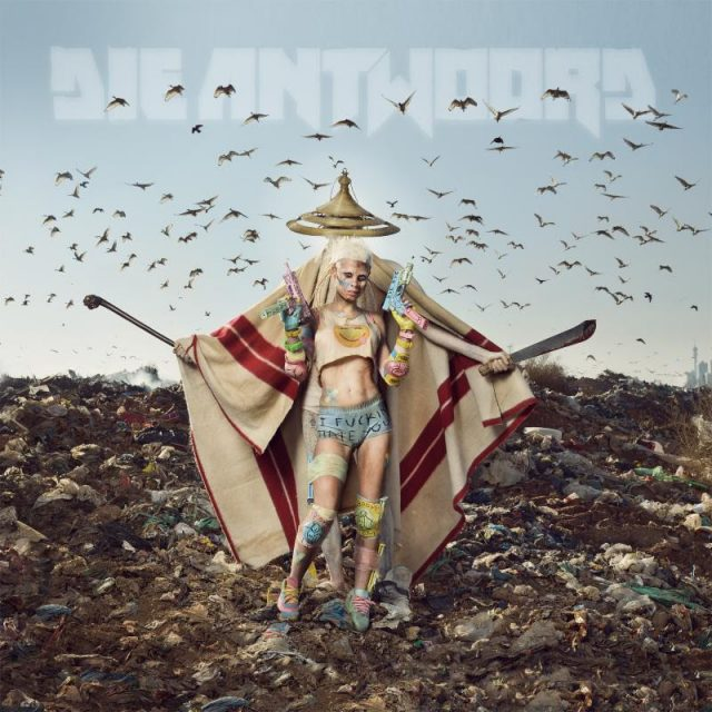 Die Antwoord - Mount Ninja And Da Nice Time Kid