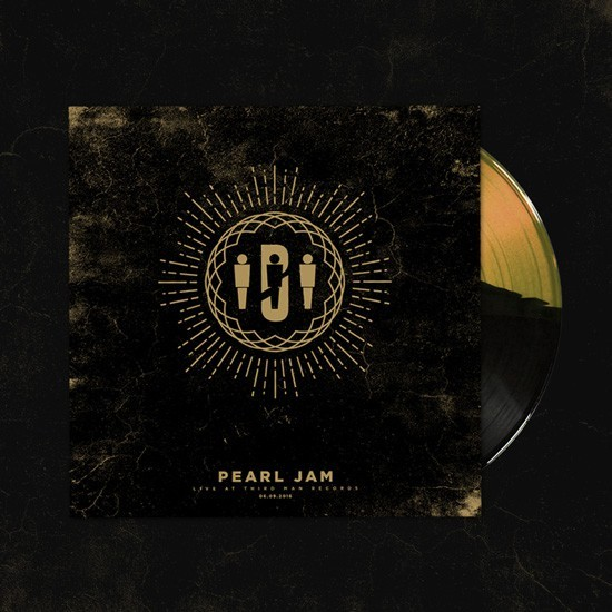 Jack White Announces Pearl Jam Third Man Records Vault Package