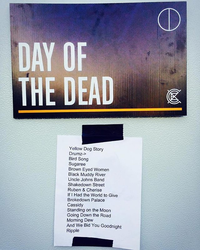 Watch The National, Justin Vernon, Jenny Lewis, Bruce Hornsby, & More Play <em>Day Of The Dead</em> At Eaux Claires