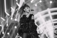 Watch Ariana Grande Sing A Whitney Houston Medley On <em>Greatest Hits</em>