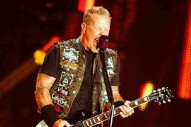 "Watch Metallica Play ""Hardwired"" Live For The First Time In Minneapolis"