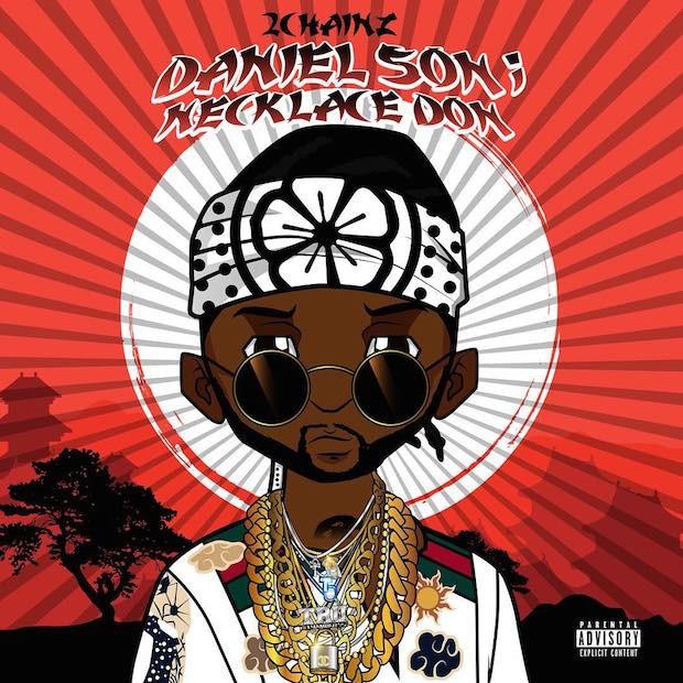 2 Chainz - Daniel Son Necklace Don