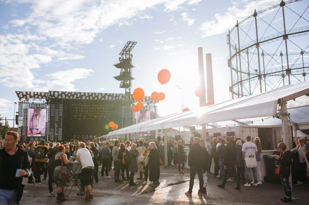 Raportti From Flow Festival 2016: Anohni, Iggy, Oatly