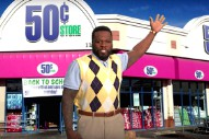 Watch 50 Cent&#8217;s Commercial For His 50 Cent Store On <em>Jimmy Kimmel</em>