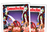 Radiohead, Arcade Fire, Beck, Death Cab Become Garbage Pail Kids