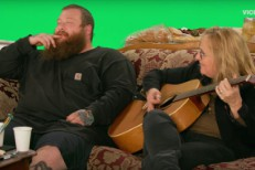 Action Bronson and Melissa Ethridge