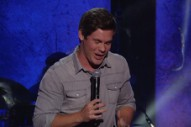 Watch <em>Workaholics</em>&#8217; Adam Devine Talk Losing His Virginity To Blink-182