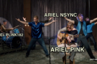Watch Ariel Pink&#8217;s Insane <em>Eric Andre</em> Guest Appearance